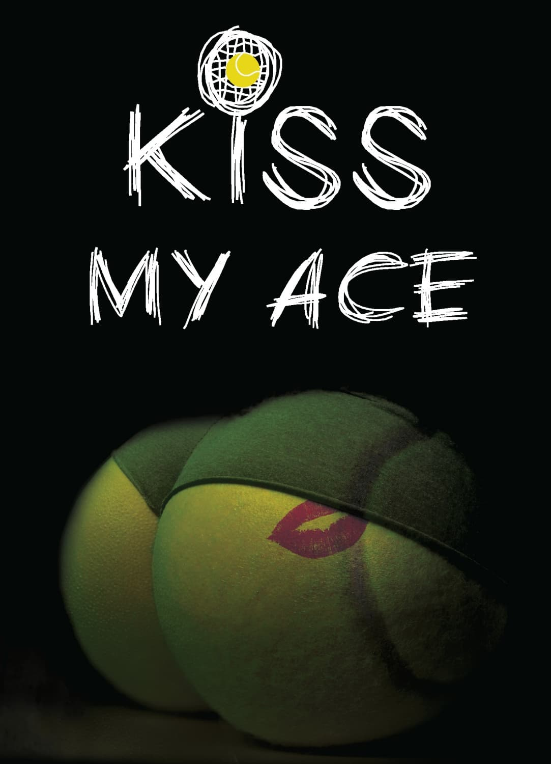 Магнит  KISS MY ACE