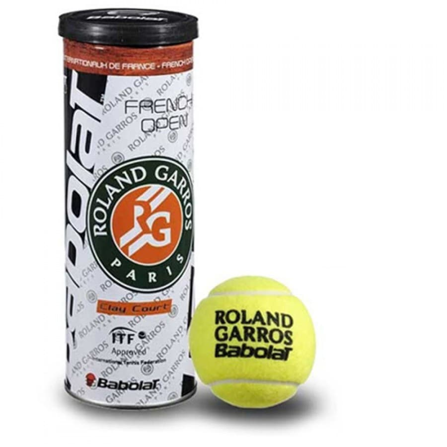 Мячи French Open Clay*3