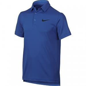 NIKE Boys Dry Tennis Polo