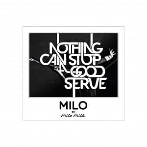 Магнит NOTHING CAN STOP GOOD SERVE