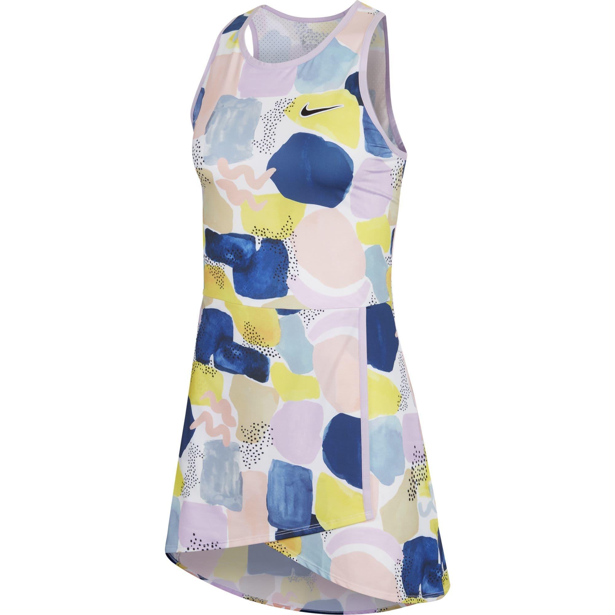 Теннисное платье NikeCourt