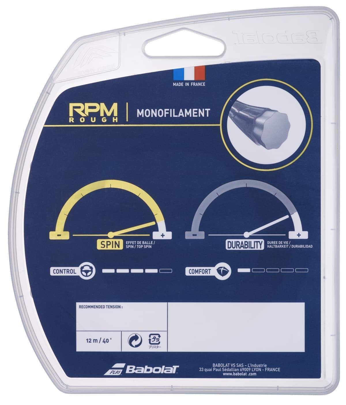 RPM BLAST ROUGH 12M