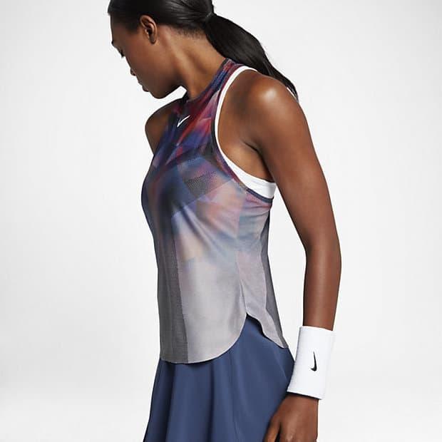 Майка Nike Court Dry Slam Tennis Tank