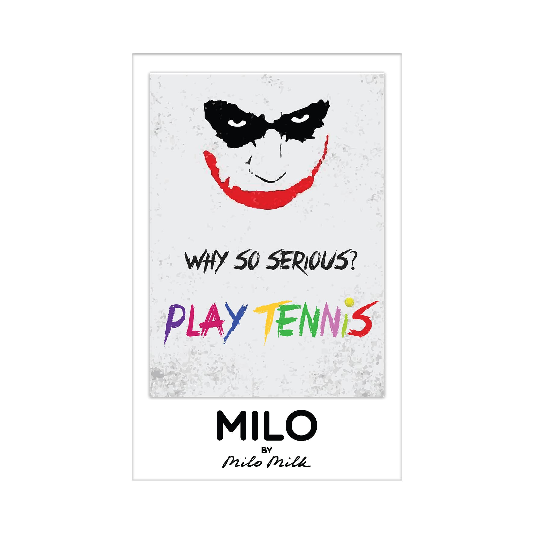 Магнит WHY SO SERIOUS?