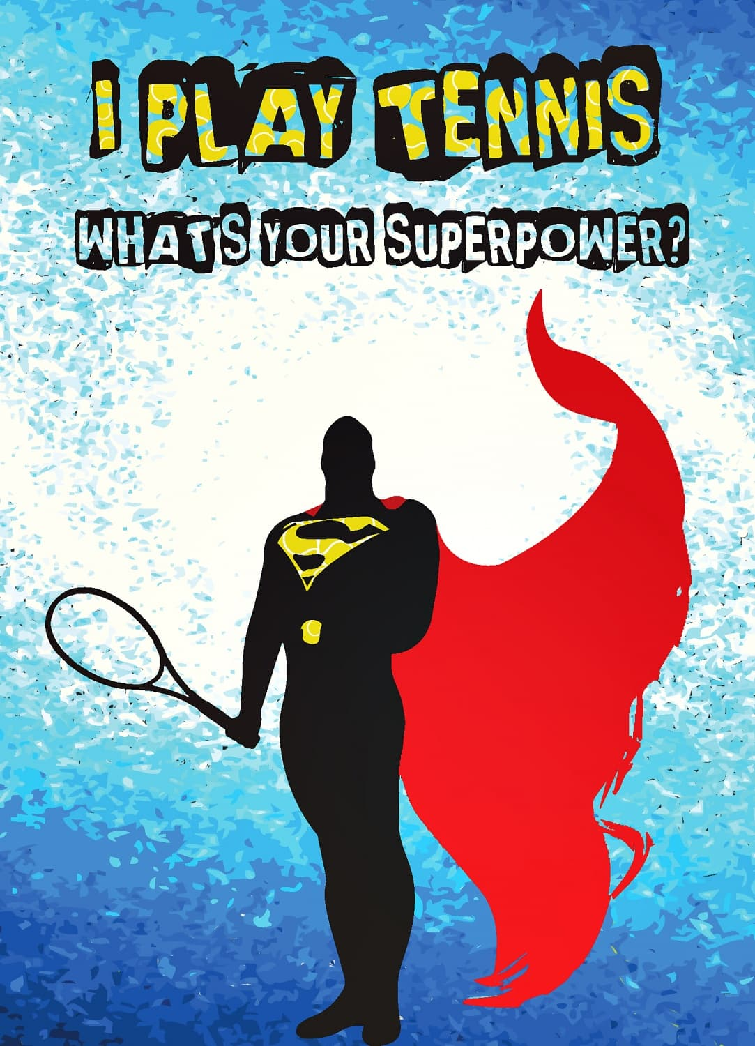 Магнит WHAT'S YOUR SUPERPOWER