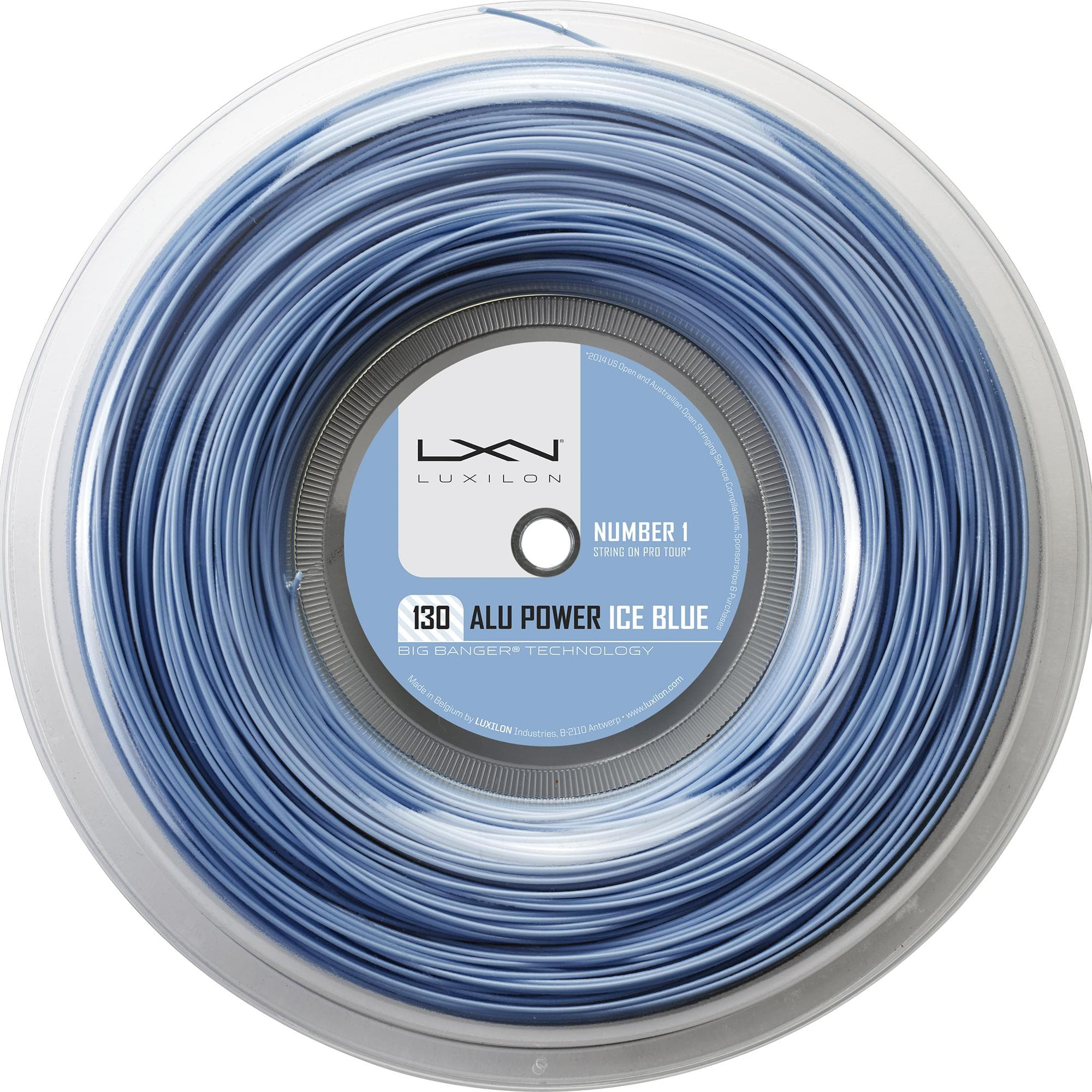 ALU POWER ICE BLUE